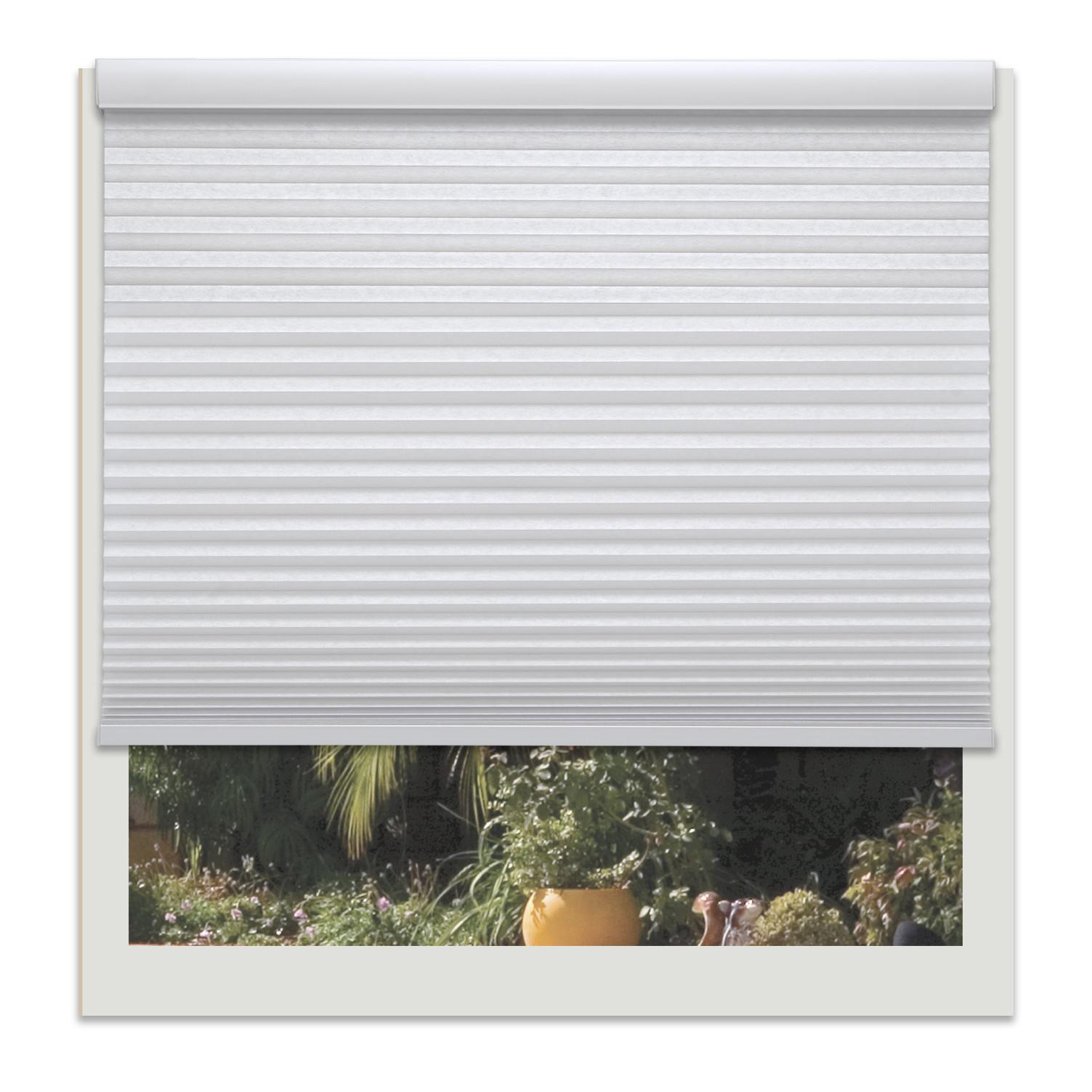 Cortinas celulares en tela blackout con absorci n ac stica - Tela termica para cortinas ...