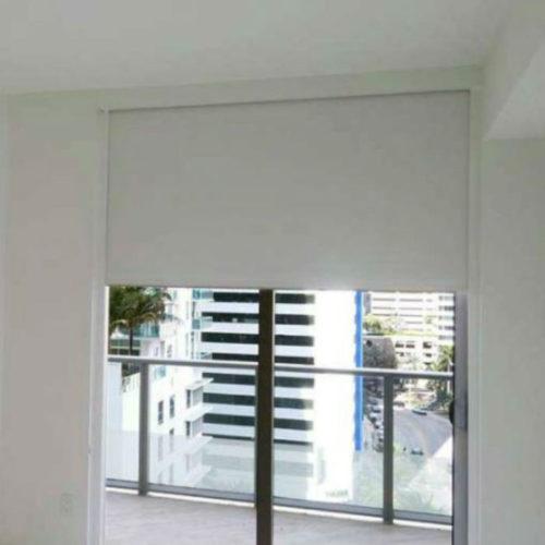 cortinas roller blackout vinyl cortinashd peru 3