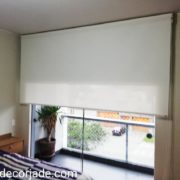 cortinas roller dobles
