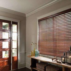 persianas venecianas de madera 25mm