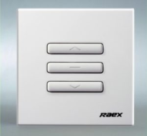 interruptor de pared marca alrex modelo AR8621